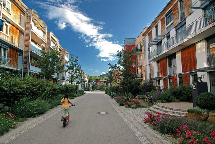 Sweden Bo01 development