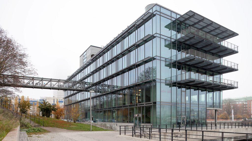 Next Green - White Arkitekter offices
